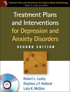 Treatment Plans and Interventions for Depression and Anxiety Disorders - Robert L. Leahy, Stephen J. F. Holland, and Lata K. McGinn