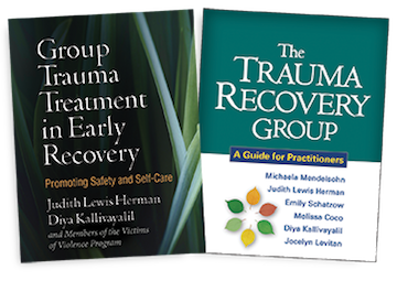 The Trauma Recovery Group: A Guide for Practitioners, Group Trauma Treatment in Early Recovery: Promoting Safety and Self-Care