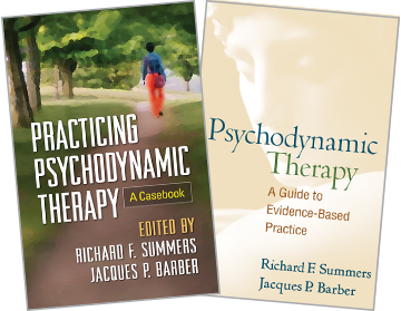Practicing Psychodynamic Therapy: A Casebook, Psychodynamic Therapy: A Guide to Evidence-Based Practice