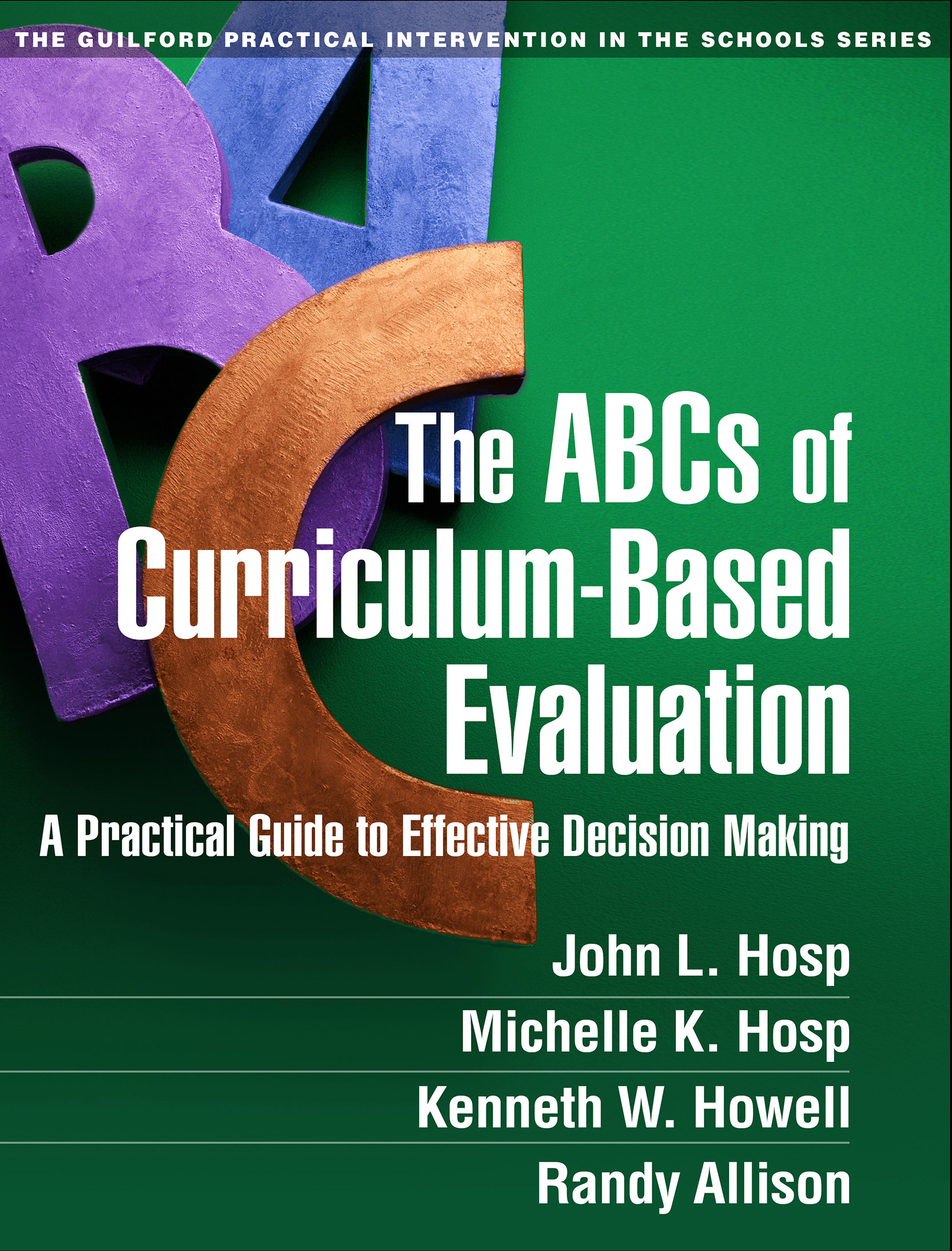 The abcs of curriculum based evaluation a practical guide to cover graphic fandeluxe Image collections
