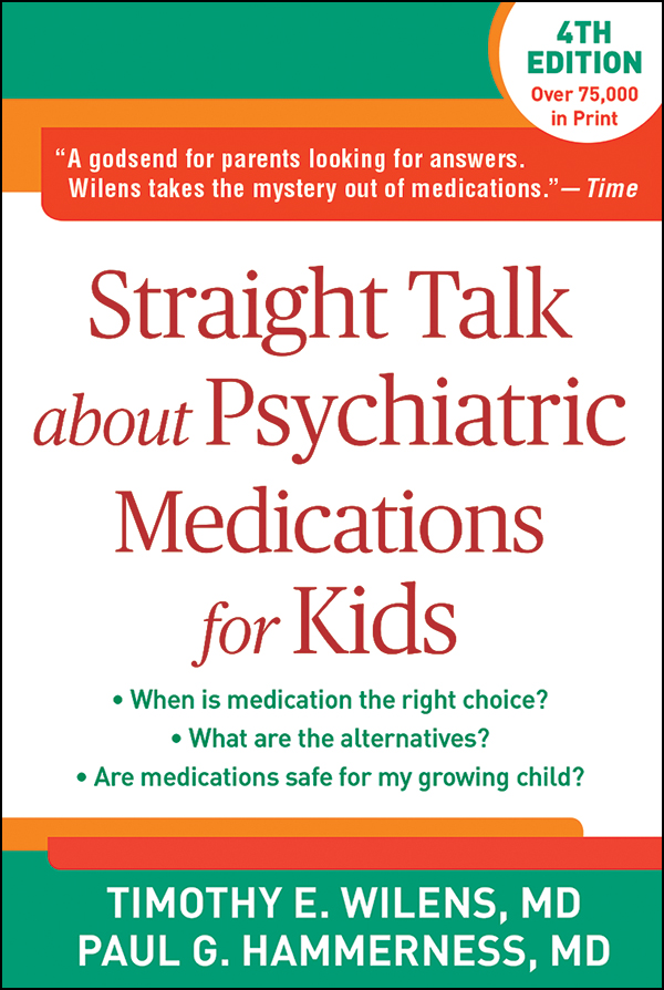 Straight talk about psychiatric medications for kids fourth edition cover graphic fandeluxe Gallery
