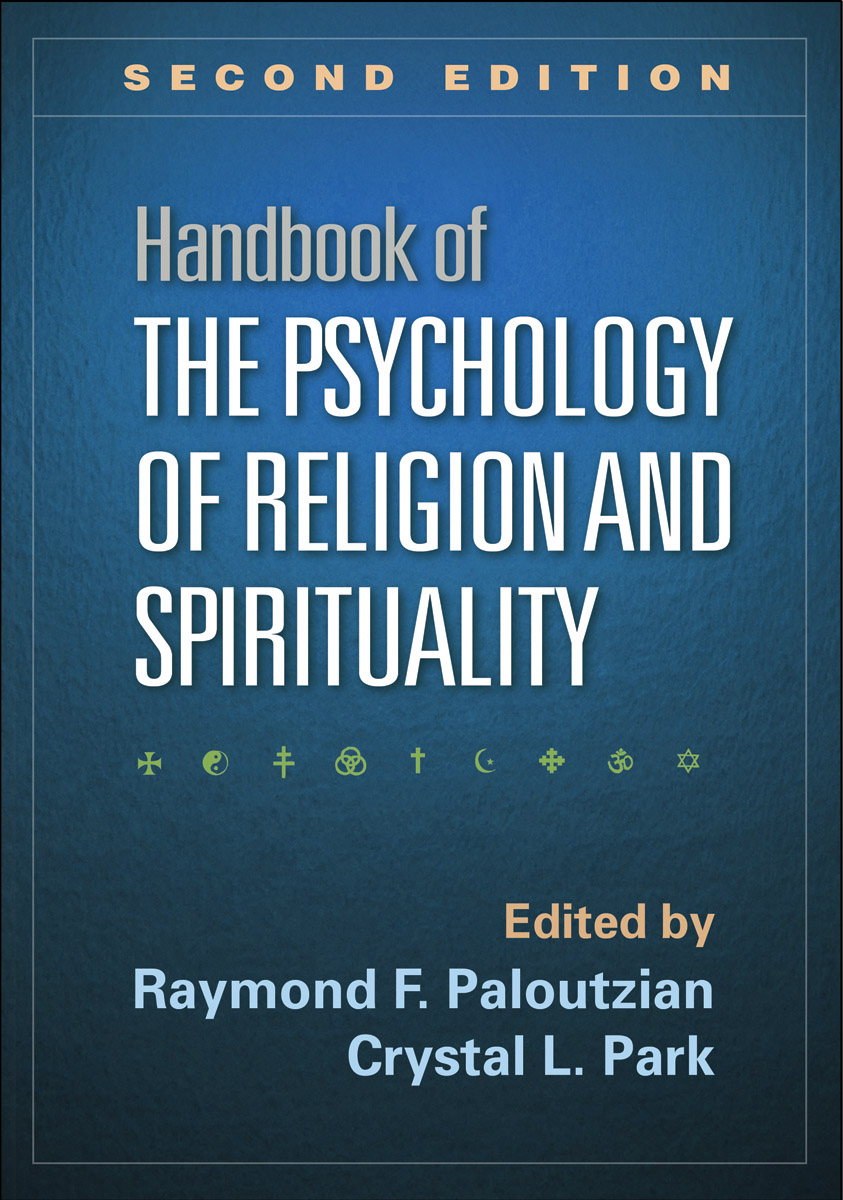 Handbook of the psychology of religion and spirituality second edition cover graphic fandeluxe Image collections