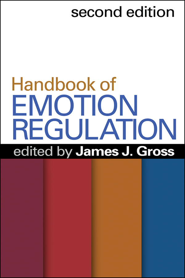 Handbook of emotion regulation second edition cover graphic fandeluxe Choice Image