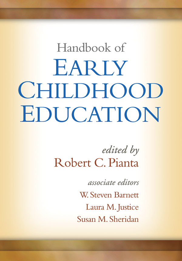 Handbook of early childhood education fandeluxe Choice Image