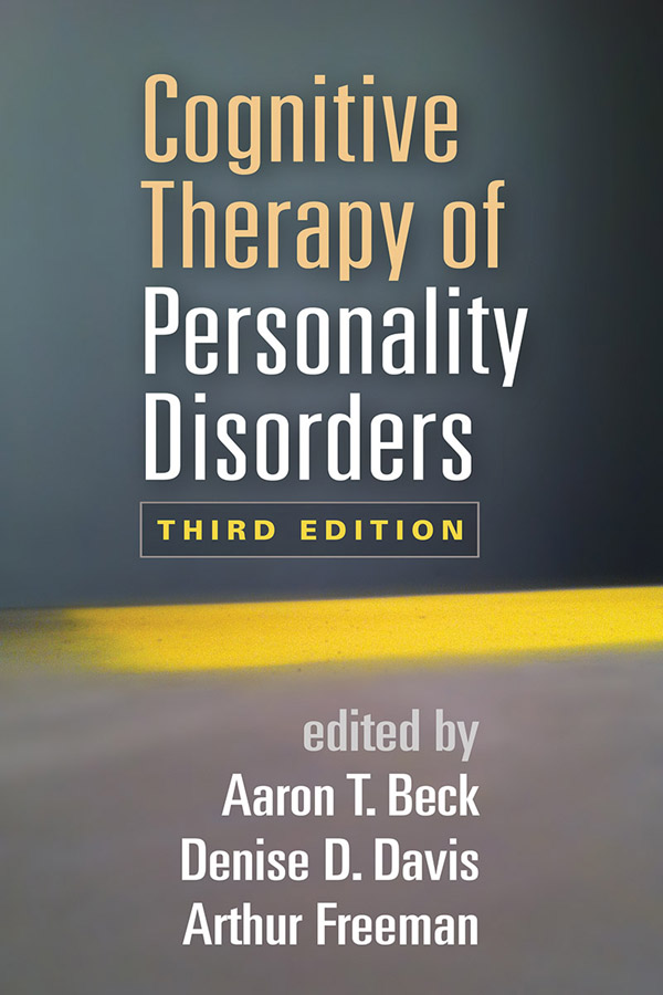 Cognitive therapy of personality disorders third edition cover graphic fandeluxe Choice Image