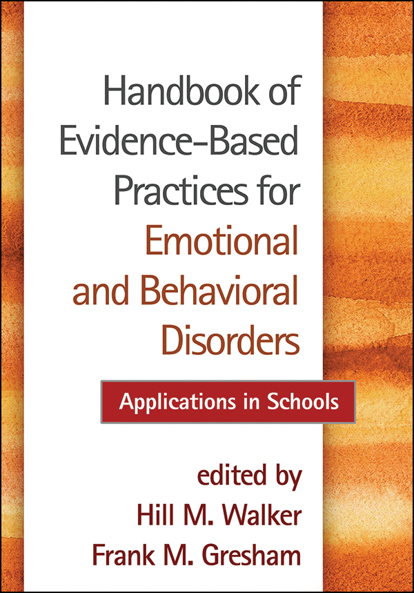 Handbook of Evidence-Based Practices for Emotional and