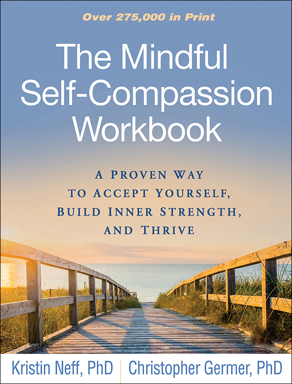 The Mindful Self-Compassion Workbook book cover