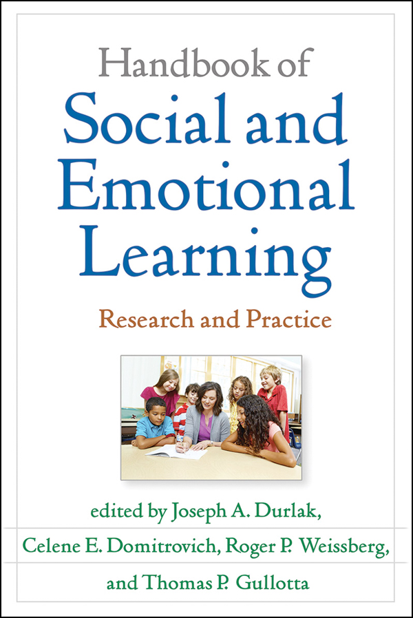 Handbook Of Social And Emotional Learning Research And