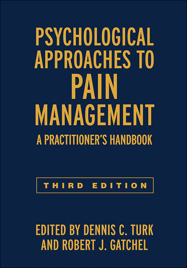 Psychological approaches to pain management third edition a cover graphic fandeluxe Images