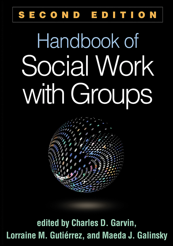 Handbook of social work with groups second edition x fandeluxe Images