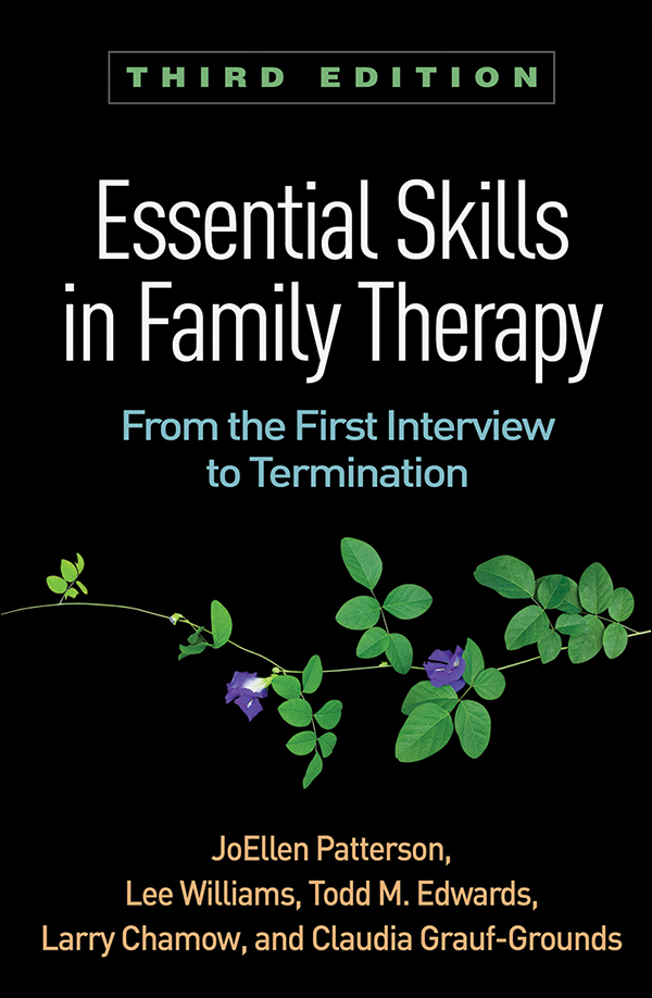 Image result for essential skills in family therapy