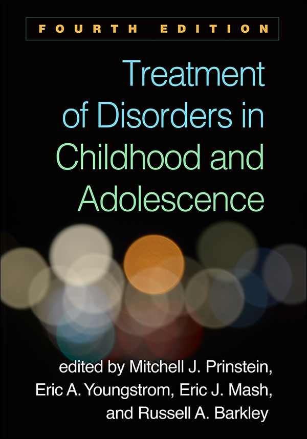 Treatment of Disorders in Childhood and Adolescence: Fourth