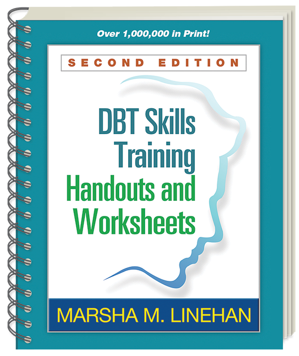 Printables Dialectical Behavioral Therapy Worksheets skills training handouts and worksheets second edition