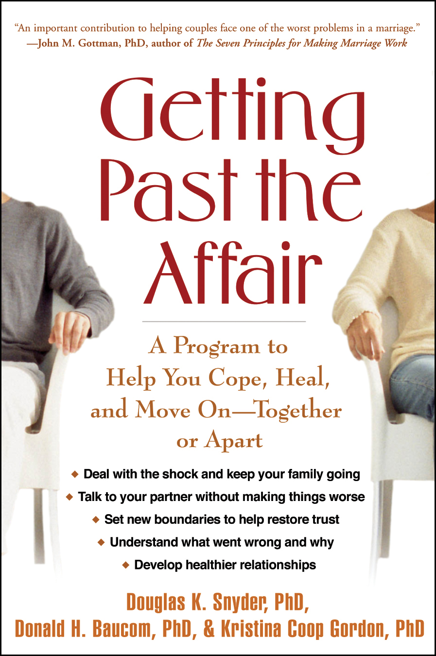 Coping after an affair