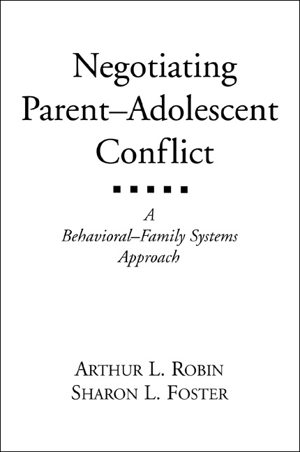 parent adolescent conflict essay Education and family plays a major role in the psychological development of a child parent- child relationships are unique, but vary in complexity (barber, 1994.
