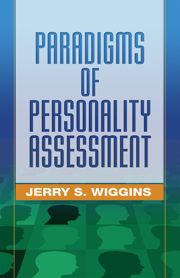 Paradigms of personality assessment fandeluxe