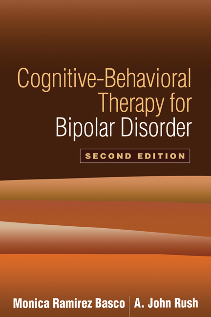 Cognitive behavioral therapy for bipolar disorder second edition cognitive behavioral therapy for bipolar disorder fandeluxe Choice Image
