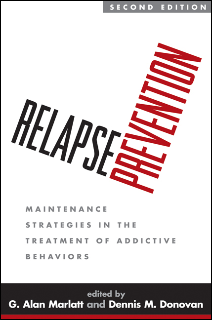 relapse prevention second edition maintenance strategies in the