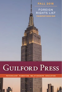Guilford Press Fall 2016 Foreign Rights List