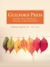 Guilford Press Fall 2017 Foreign Rights List